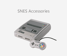 Super Nintendo Accessories