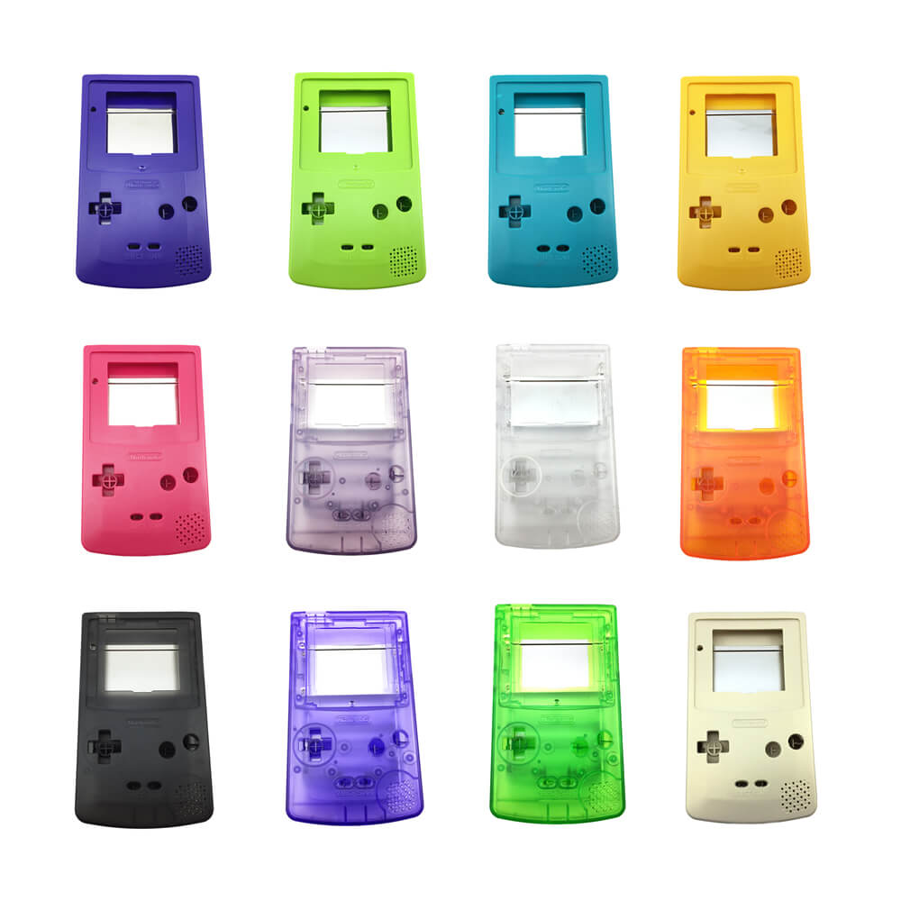 Nintendo Gameboy Color Case