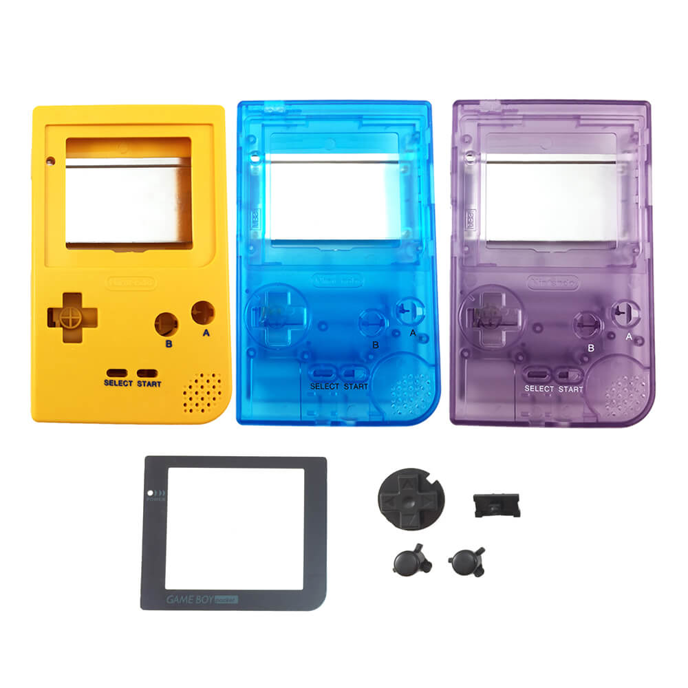 Gameboy Pocket Cases