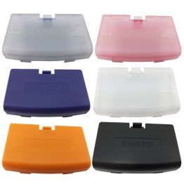 GBA Battery Covers