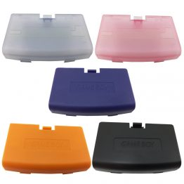 Nintendo Gameboy Advance Battery Covers