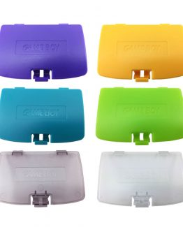 Nintendo Gameboy Color Battery Covers