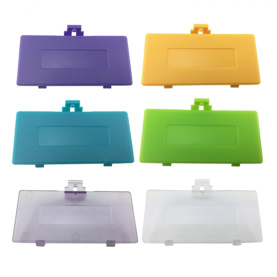 Replacement Gameboy Pocket Battery Covers