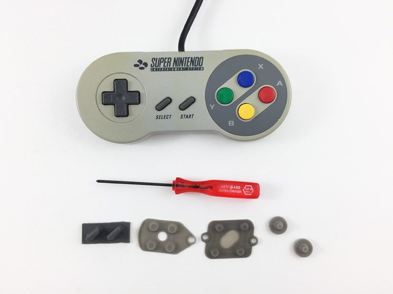 Repair Faulty SNES Controller