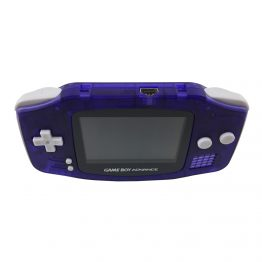 Nintendo Game Boy Advance with Backlight Mod 2