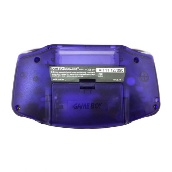 Nintendo Game Boy Advance with Backlight Mod 3