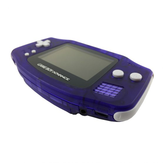 Nintendo Game Boy Advance with Backlight Mod 4