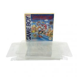 Game Boy Game Box Protector