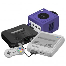 Preowned Retro Gaming Consoles