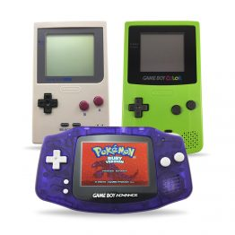 Nintendo Gameboy All