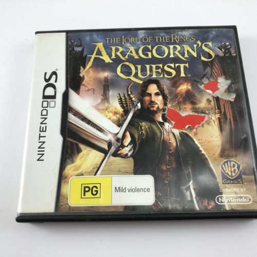 Lord of the Rings - Aragorn's Quest